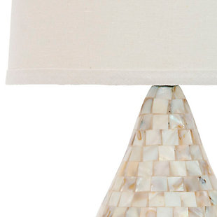 Shell Gourd Shaped Table Lamp (Set of 2), , large