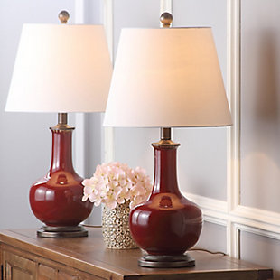 Gourd Shaped Table Lamp (Set of 2), , large
