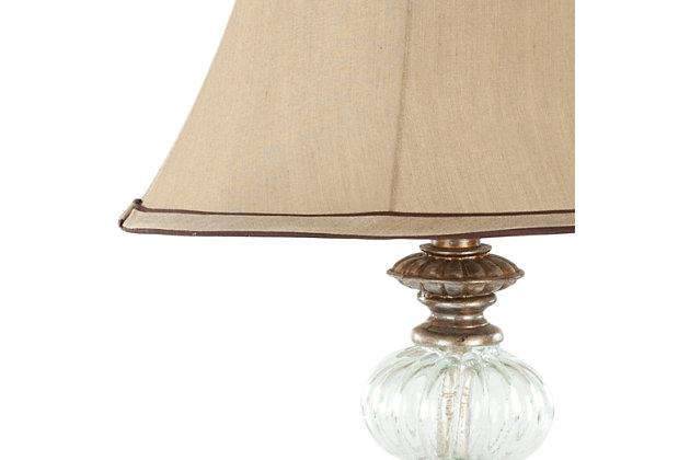 Glass Globe Table Lamp (Set of 2), , large