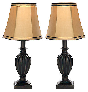Urn Shaped Table Lamp (Set of 2), , rollover