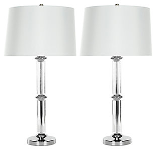 Crystal Table Lamp (Set of 2), , large