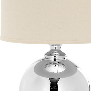 Glass Table Lamp, , large