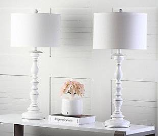 Candlestick Shaped Table Lamp (Set of 2), , rollover