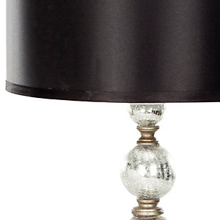 Textured Glass Table Lamp (Set of 2), , large