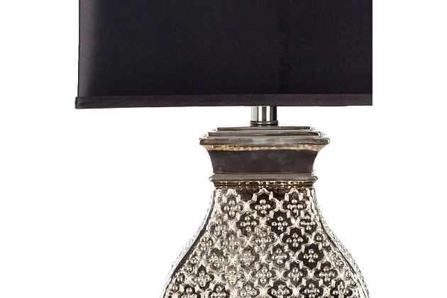 Antique Finished Table Lamp (Set of 2), , large