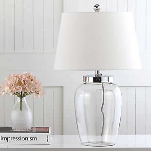 Fillable Glass Table Lamp, , rollover