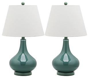 Antwerp Gourd Table Lamp (Set of 2), , large