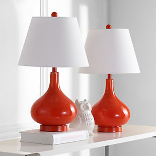 Antwerp Gourd Table Lamp (Set of 2), , rollover
