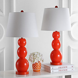 Cassie Three Sphere Glass Table Lamp (Set of 2), , rollover