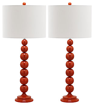 Griffith Stacked Ball Table Lamp (Set of 2), , large