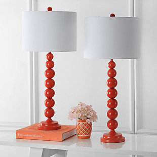 Griffith Stacked Ball Table Lamp (Set of 2), , rollover