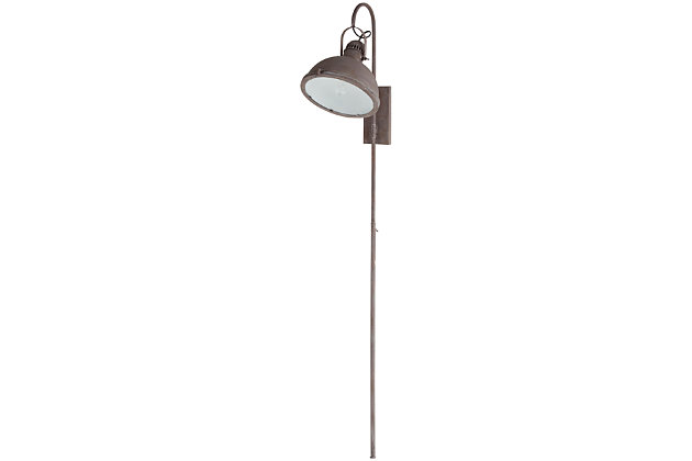 Home Accents Wall Sconce Light, , large
