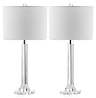 Crystal Column Lamp (Set of 2), , large