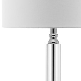 Crystal Column Table Lamp (Set of 2), , large