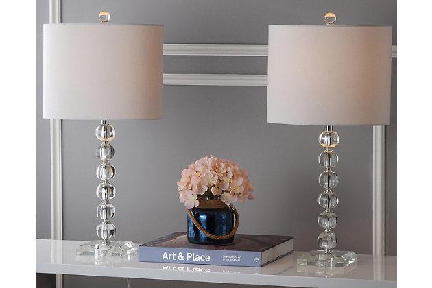 Crystal Ball Lamp (Set of 2), , large
