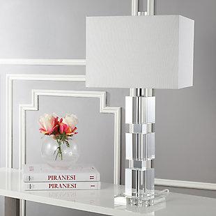 Crystal Cube Lamp, , large