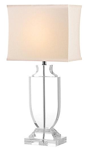 Crystal Urn Lamp, , large