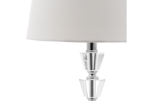 Tiered Orb Lamp (Set of 2), White, large