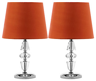 Tiered Crystal Lamp (Set of 2), , large