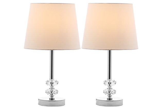 Crystal Orb Lamp (Set of 2), , large
