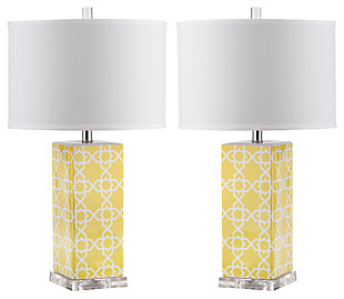 Lattice Table Lamp (Set of 2), , large