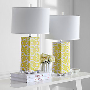 Lattice Table Lamp (Set of 2), , rollover