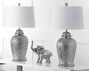 Jar Shaped Lamp (Set of 2), , rollover