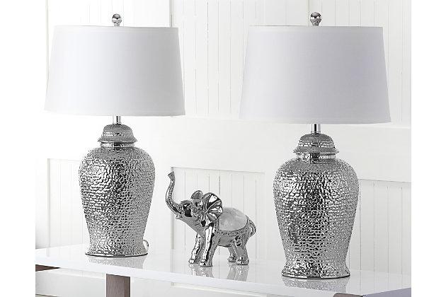 Jar Shaped Lamp (Set of 2), , large