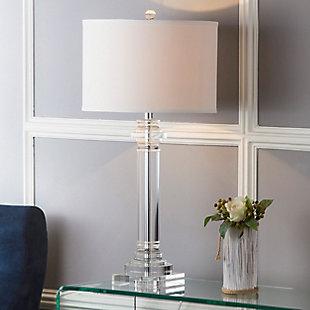 Crystal Column Table Lamp, , large