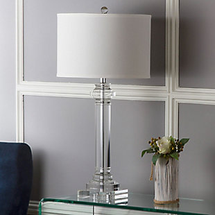 Crystal Column Table Lamp, , rollover