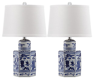 Ceramic Table Lamp (Set of 2), , large