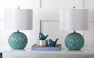 Ceramic Table Lamp (Set of 2), , rollover