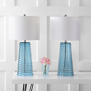 Glass Yantley Table Lamp (Set of 2), , rollover