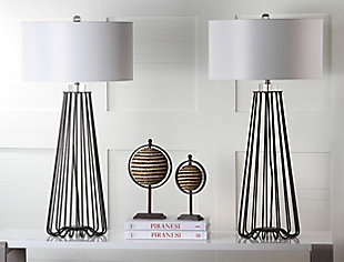 Industrial Table Lamp (Set of 2), , rollover