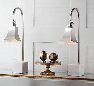 Marble Base Desk Lamp (Set of 2), , large