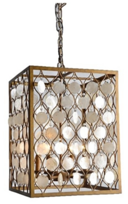 Home Accents Pendant Light by Ashley HomeStore, Antique G...