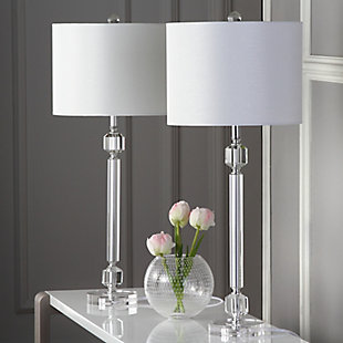 Crystal Prism Table Lamp (Set of 2), , rollover