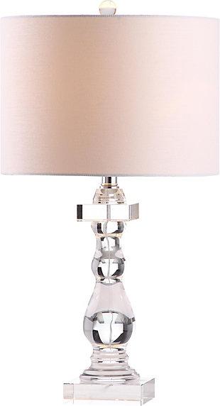Crystal Base Table Lamp, , large
