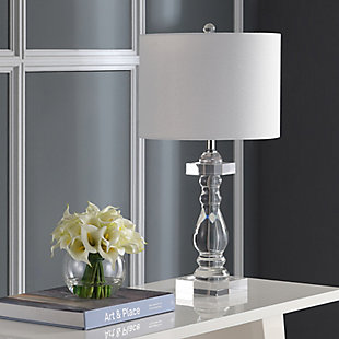 Crystal Base Table Lamp, , rollover