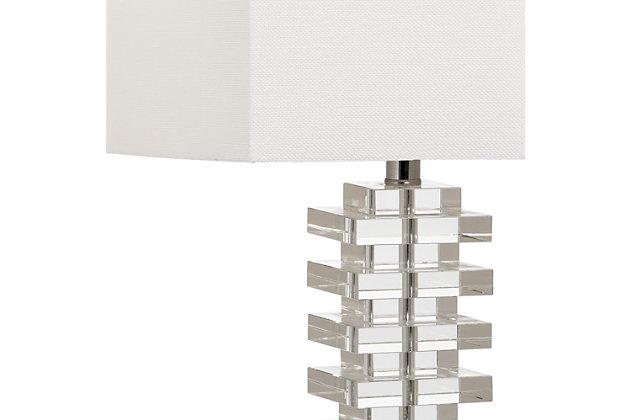 Geometric Crystal Swift Table Lamp, , large