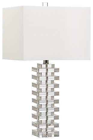Geometric Crystal Swift Table Lamp, , large