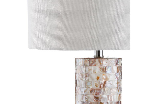 Shell Table Lamp (Set of 2), , large