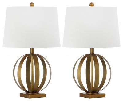 Sphere Shaped Euginia Table Lamp (Set of 2), , large