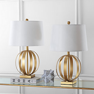 Sphere Shaped Euginia Table Lamp (Set of 2), , rollover