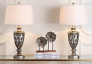 Urn Shaped Grecian Table Lamp (Set of 2), , large