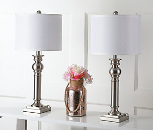 Classic Column Table Lamp (Set of 2), , rollover