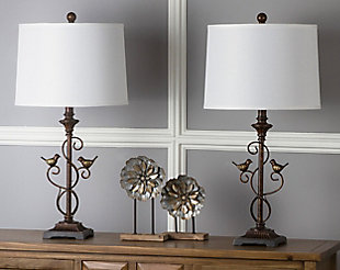 Metal Table Lamp (Set of 2), , rollover