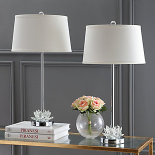 Crystal Base Table Lamp (Set of 2), , rollover