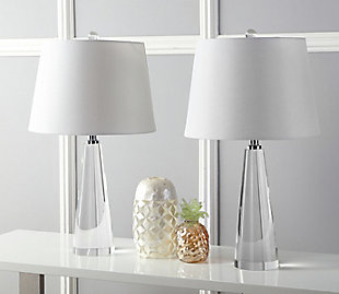 Glass Gladys Table Lamp (Set of 2), , rollover