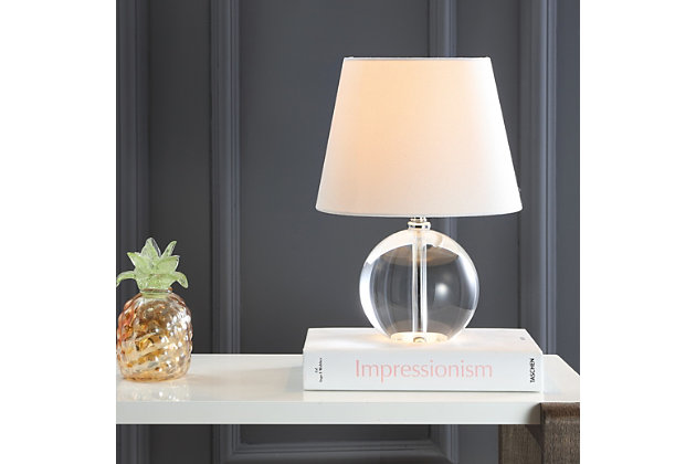 Crystal Mable Table Lamp, , large